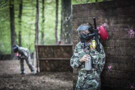 Ultragame Paintball - Lasergame - Ados