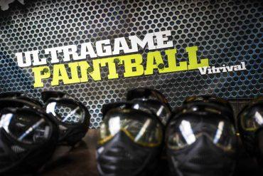 Ultragame Paintball - Lasergame - Charleroi - Namur
