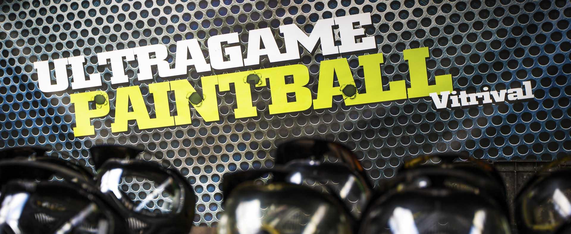 Ultragame Paintball - Lasergame - Charleroi - Namur - bis