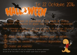 Halloween Paintball et Lasergame
