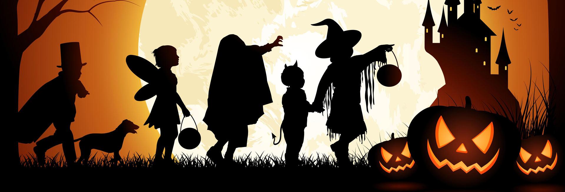 Lasergame Halloween
